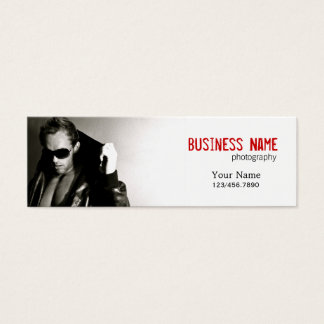 Fashion/Photography Business Card