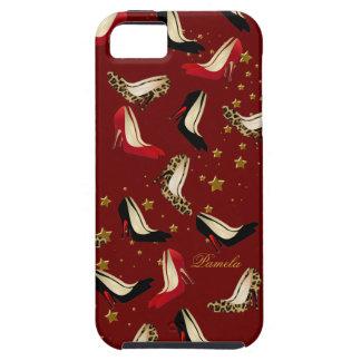Fashion Shoe Hound iPhone 5 Case