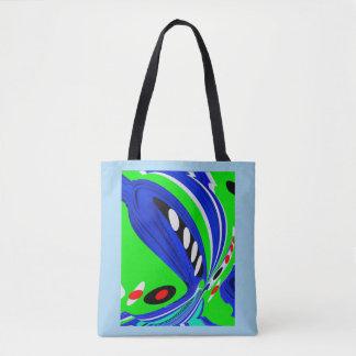Fashion shopper tote bag