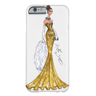 Fashion sketch. barely there iPhone 6 case