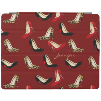 Fashion Stiletto Heels Custom iPad Cover