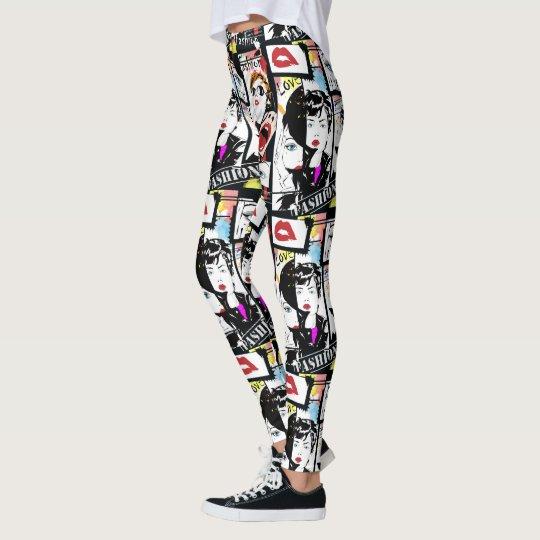 Fashion Style Leggings