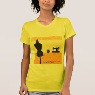 Fashion Stylist Seamstress Dummy Mannequin T-Shirt
