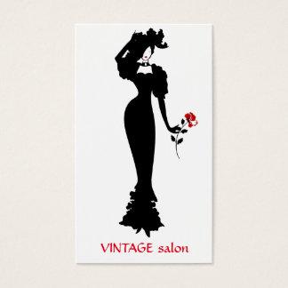 Fashion tailor, dressmaker vintage style