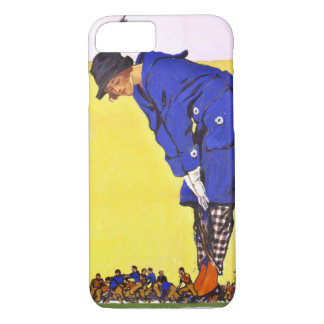 Fashion Versus Football 1900 iPhone 7 Case