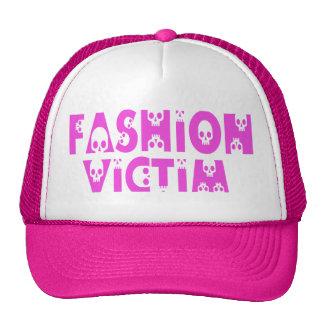 Fashion Victim Cap