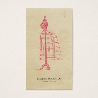 Fashion Vintage Dress Form Cool Pink Plain Simple