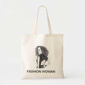 Fashion Woman ! Budget Tote !