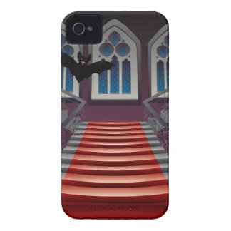 Fashion Zombie Couple near Stairs iPhone 4 Covers