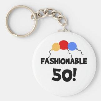 FASHIONABLE 50 KEY CHAIN