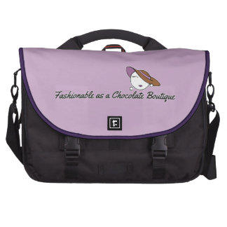 Fashionable as a Chocolate Boutique Bags For Laptop