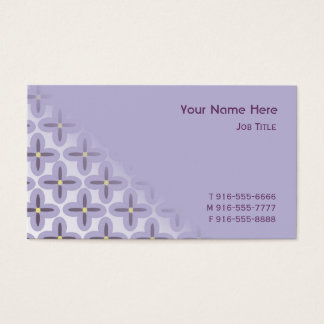 Fashionable Business Cards