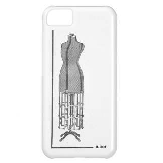 Fashionable Steampunk Dress Stand 1920s Cover For iPhone 5C