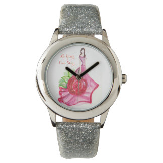 fashionable watch for your girl