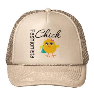 Fashionista Chick Hats