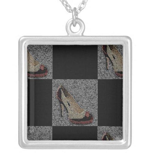 Fashionista High Heels Necklaces