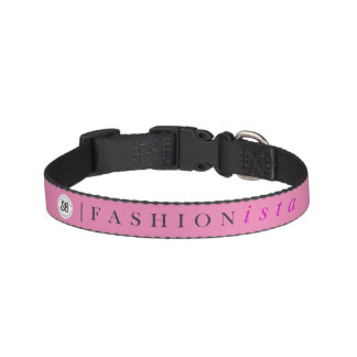Fashionista Pet Collar