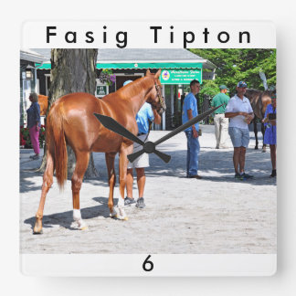 Fasig Tipton 16' Clocks