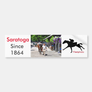 Fasig Tipton Select Sales Bumper Sticker
