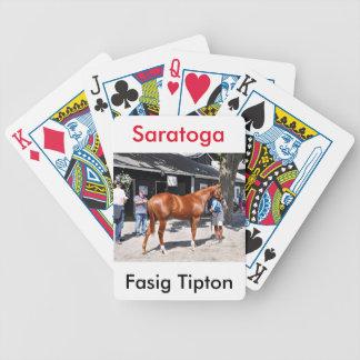Fasig Tipton Yearling Sales Poker Deck