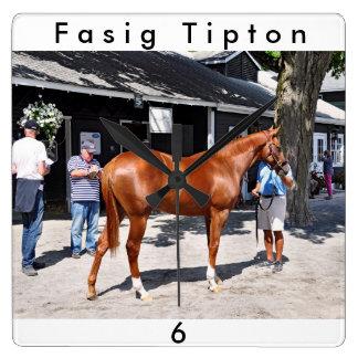 Fasig Tipton Yearling Sales Wallclocks