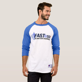 FAST at 50 + Workout T-Shirt