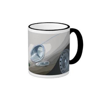 FAST CAR 10 (mug) Ringer Mug