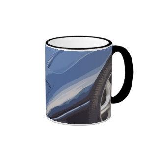 FAST CAR 11 (mug) Ringer Mug