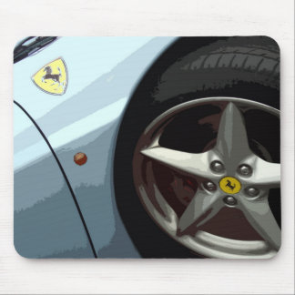 FAST CAR 19 (mouse-pad) Mouse Pad