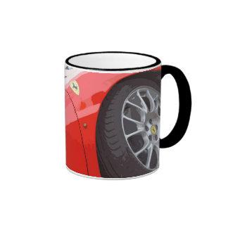 FAST CAR 1 (mug) Ringer Mug