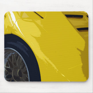 FAST CAR 30 (mouse-pad) Mouse Pad
