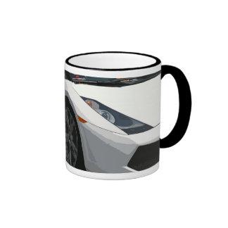 FAST CAR 4 (mug) Ringer Mug