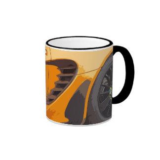 FAST CAR 7 (mug) Ringer Mug