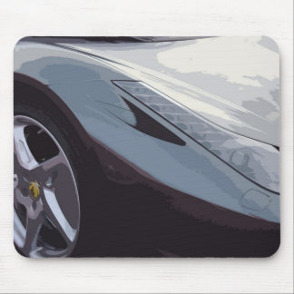FAST CAR 8 (mouse-pad) Mousepads