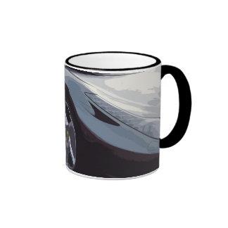 FAST CAR 8 (mug) Ringer Mug
