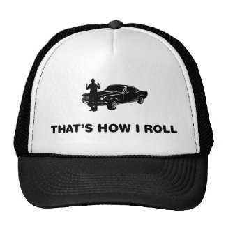 Fast Car Lover Hats