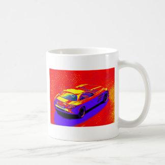 fast car mugs