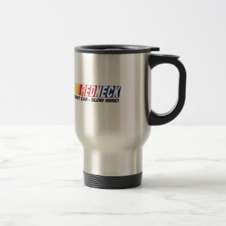 Fast Car Slow Mind Travel Mug