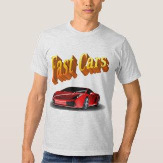 Fast Cars Tee Shirt