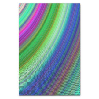 Fast colors tissue paper