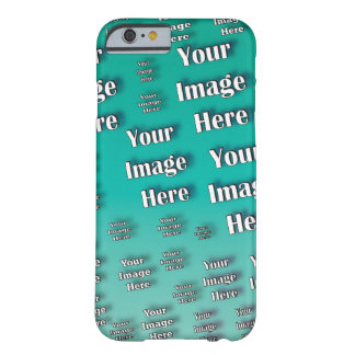 Fast Easy Digital Photo Template Barely There iPhone 6 Case