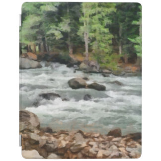 Fast flowing Lidder iPad Cover