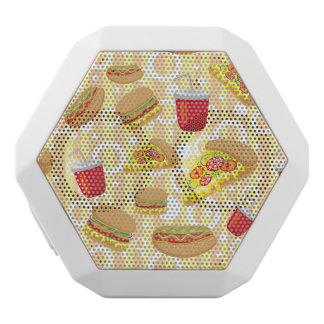 Fast Food White Boombot Rex Bluetooth Speaker