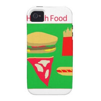 Fast Food Case-Mate iPhone 4 Case
