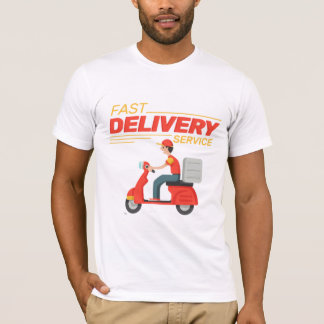 Fast Food Delivery T-Shirt