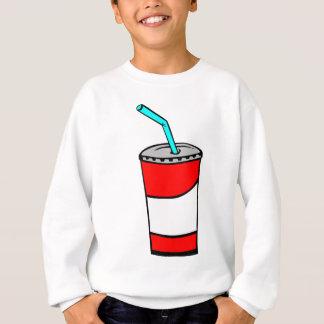 Fast Food Drink Sweatshirt