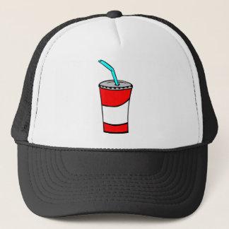 Fast Food Drink Trucker Hat