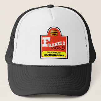 Fast Food Francis Trucker Hat