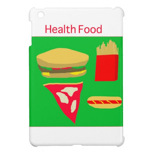 Fast Food iPad Mini Covers
