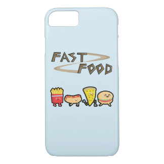 Fast Food iPhone 8/7 Case
